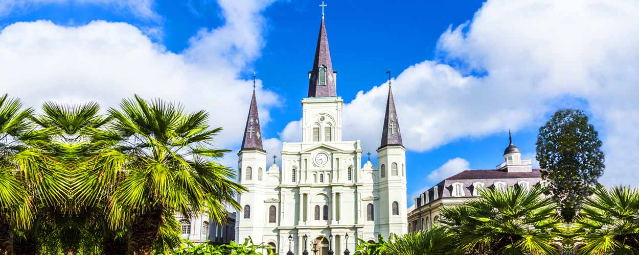 "New Orleans – Urlaub in ""The Big Easy"""