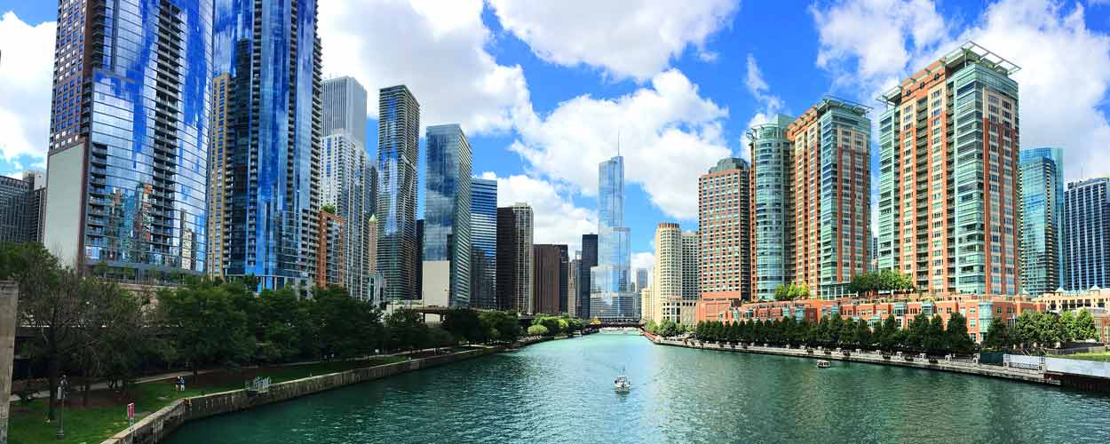chicago-staedtereise-usa-kanal