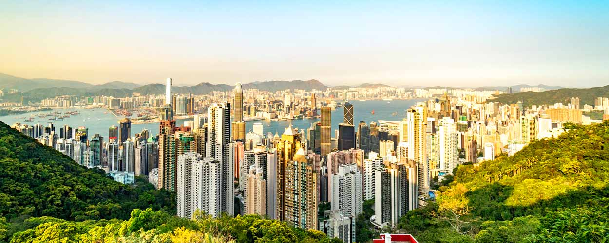 Hongkong – Chinas Tradition trifft Moderne